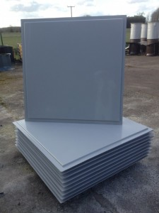 GRP Wall Fan Covers