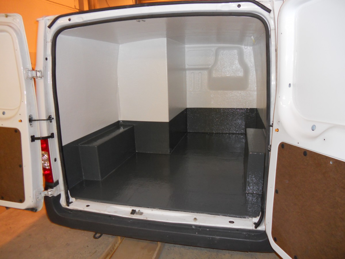 Grp Van And Commercial Vehicle Lining Services